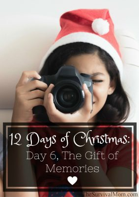 The 12 Days of Christmas: Day 6, The Gift of Memories