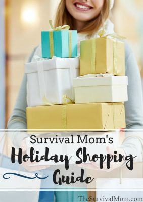 Survival Mom's Holiday Shopping Guide
