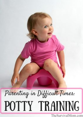 Parenting In Difficult Times: Potty Training