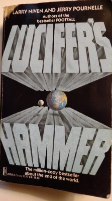Lucifer's Hammer cover