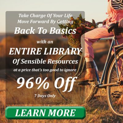 Back to Basics Bundle: 70 Ebooks, Online Courses, and More!