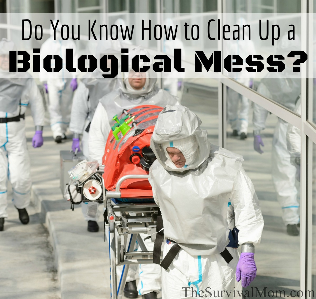 biological mess