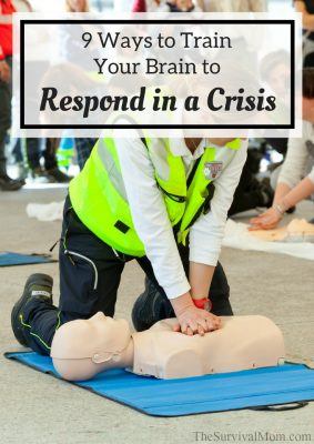 9 Ways to Train Your Brain to Respond in a Crisis