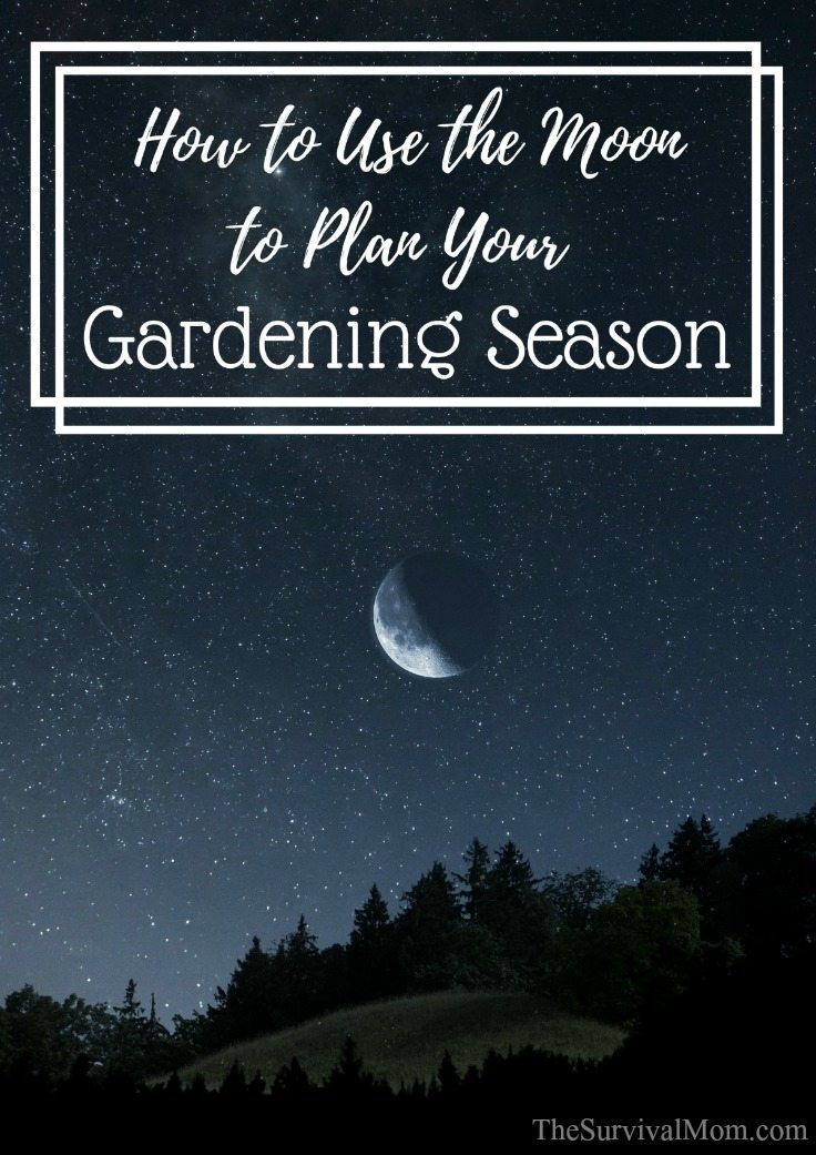 moon gardening season