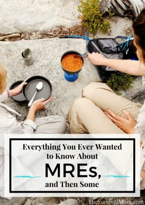 Everything You Ever Wanted to Know About MREs, and Then Some