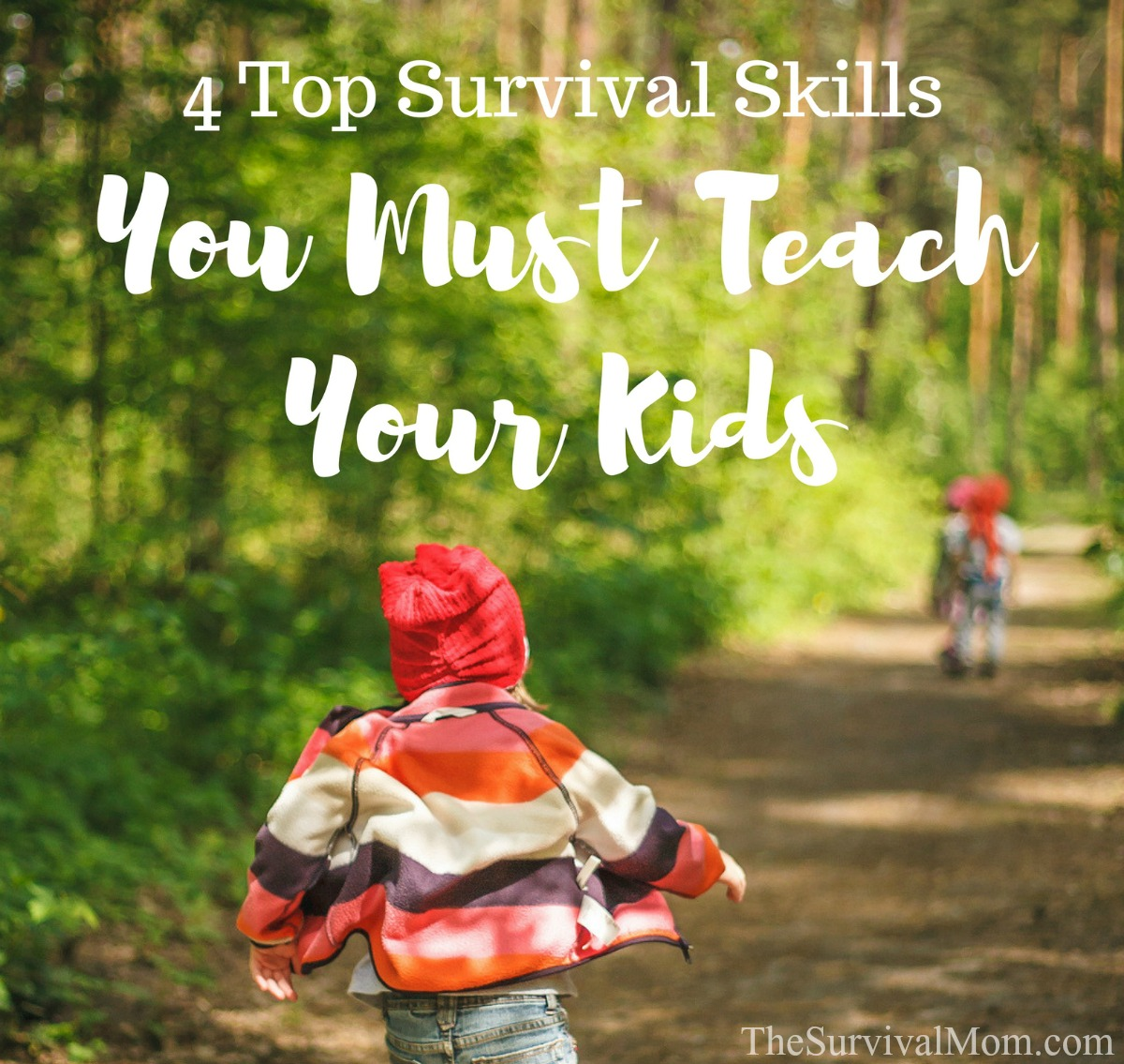 survival skills kids