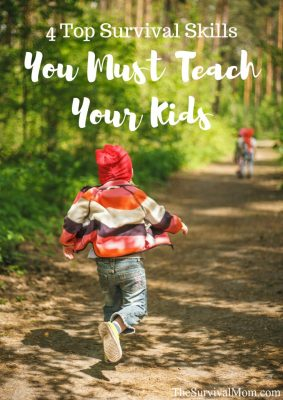 4 Top Survival Skills You Must Teach Your Kids