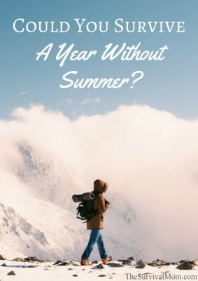 Could You Survive A Year Without Summer?