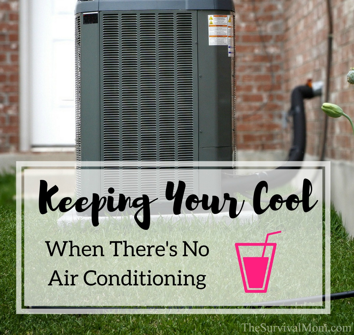 Keeping Your Cool When There's No Air Conditioning via The Survival Mom