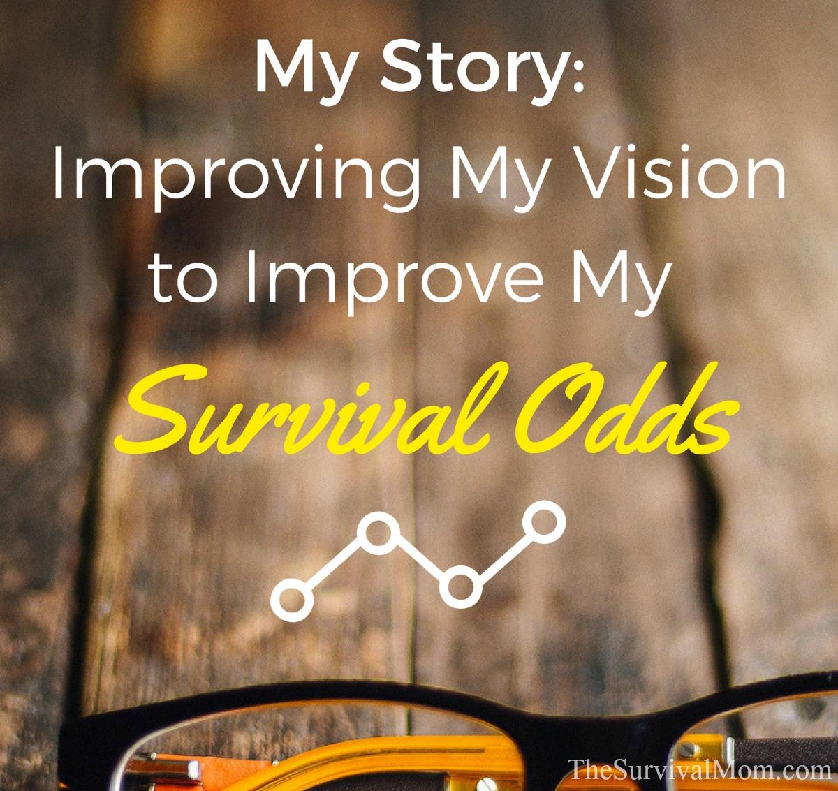 improving my vision