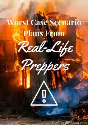 Worst Case Scenario Plans From Real-Life Preppers