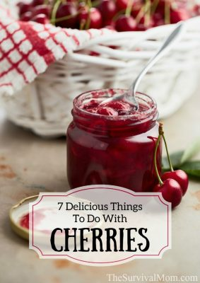 things to do with cherries