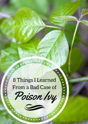 8 Things I Learned From a Bad Case of Poison Ivy