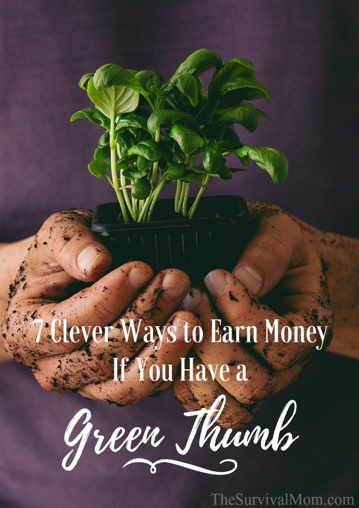 earn money green thumb