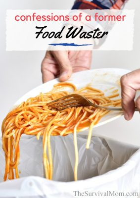 Confessions Of a Former Food Waster