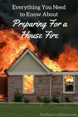 Everything You Need To Know About Preparing For A House Fire
