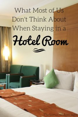 What Most of Us Don't Think About When Staying in Hotel Room
