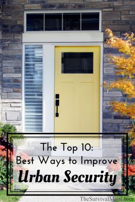 The Top 10: Best Ways to Improve Urban Security
