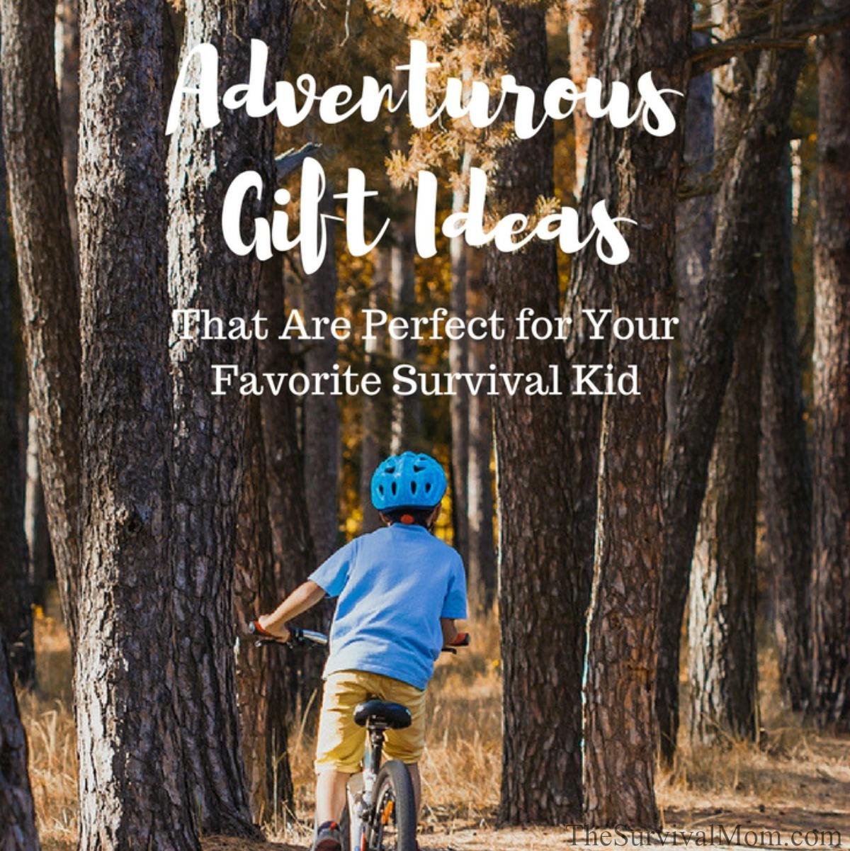 Survival Skills for Childhood Adventure