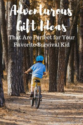 Skill-Based Gift Ideas to Suit Every Survival Kid