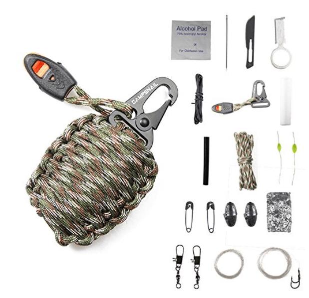 mini survival kit review