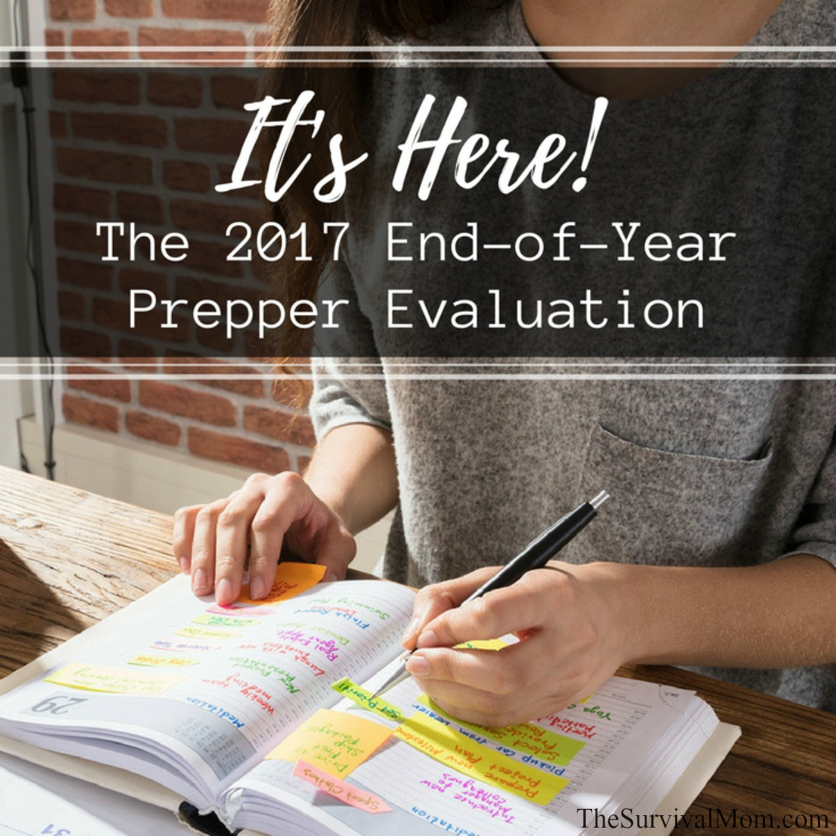 Prepper evaluation