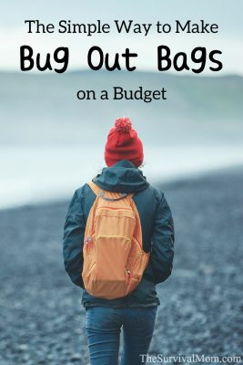 The Simple Way To Make Bug Out Bags on a Budget
