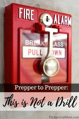 Prepper To Prepper: The Hawaii Missile Alert, This Is Not A Drill