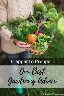 Prepper to Prepper: Our best gardening advice