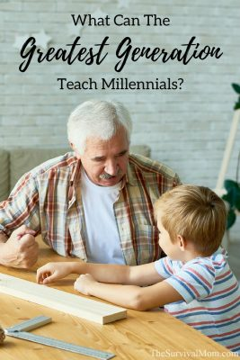 What Can The Greatest Generation Teach Millennials?