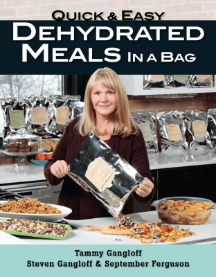 GIVEAWAY: Dehydrated Meals in a Bag