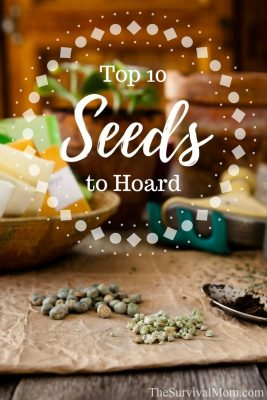 Top 10 Seeds to Hoard