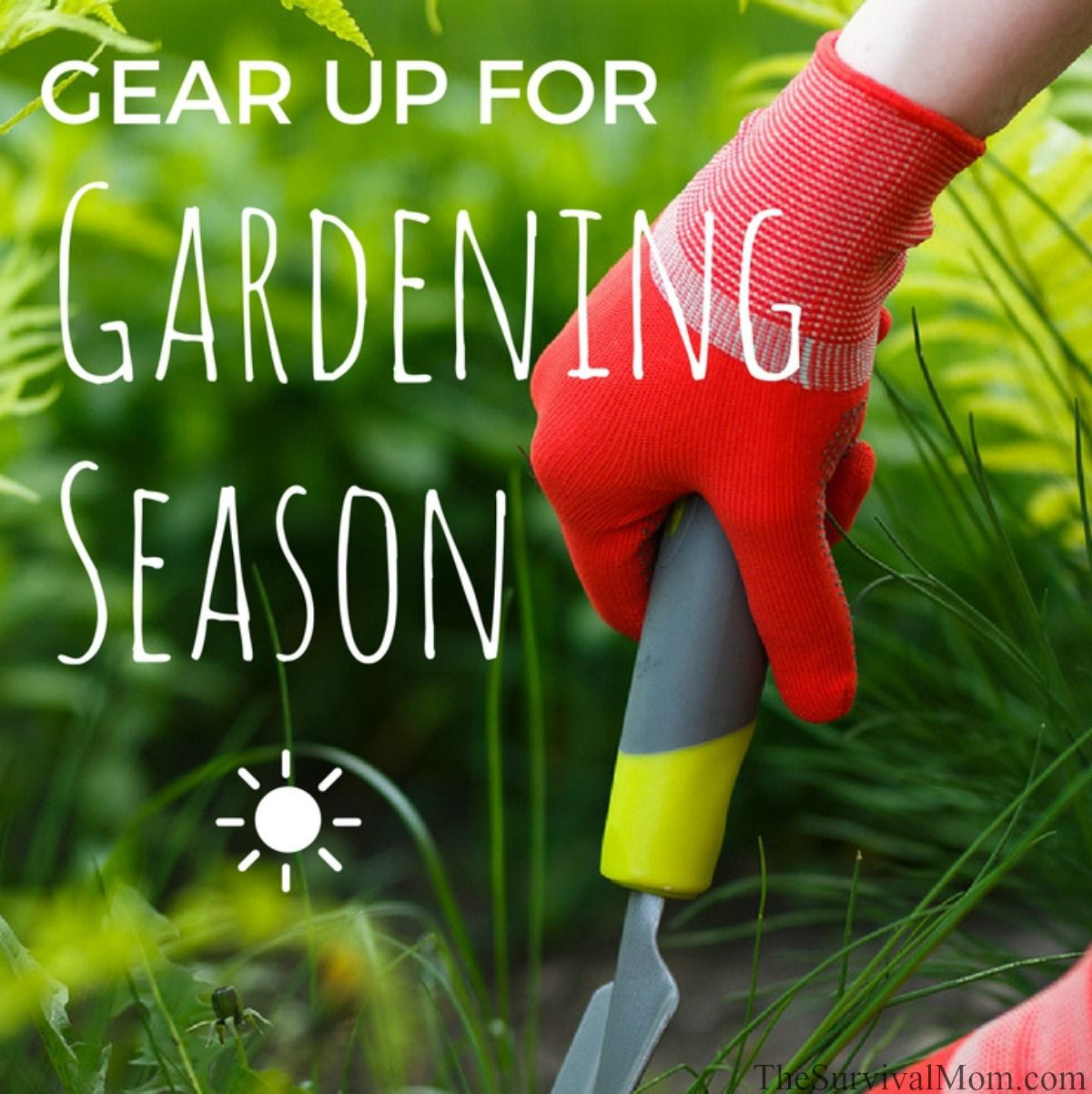 best gardening gear for women, gardening gear for a successful garden, frugal garden,