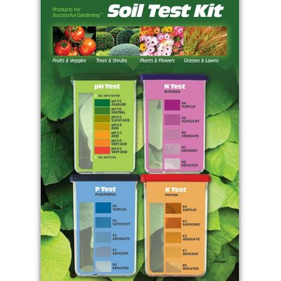 must-have gardening gear, soil test kit, compost soil, healthy soil for garden