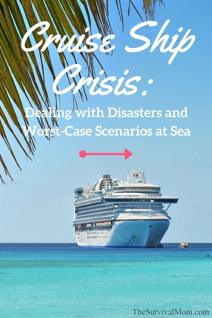 cruise ship emergencies, cruise ship emergency kit, recent cruise ship accidents, cruise ship disaster, norovirus on cruise ship