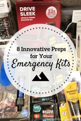innovative emergency supplies, lifestraw review, emergency kit