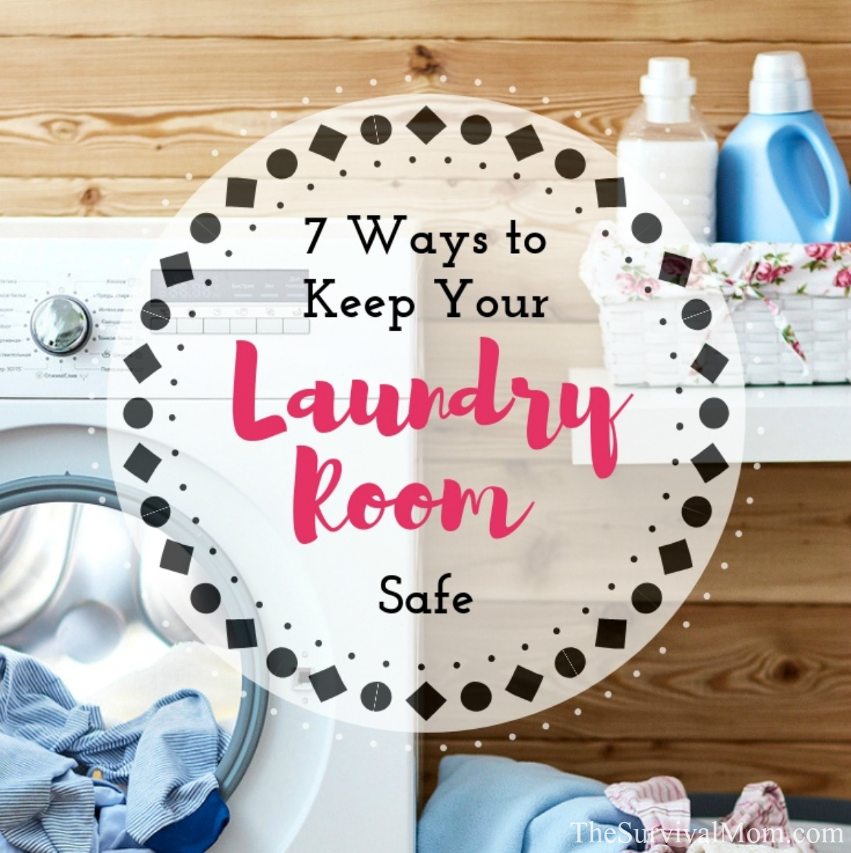 laundry room safety, laundry detergent pods, packetsup, laundry packets