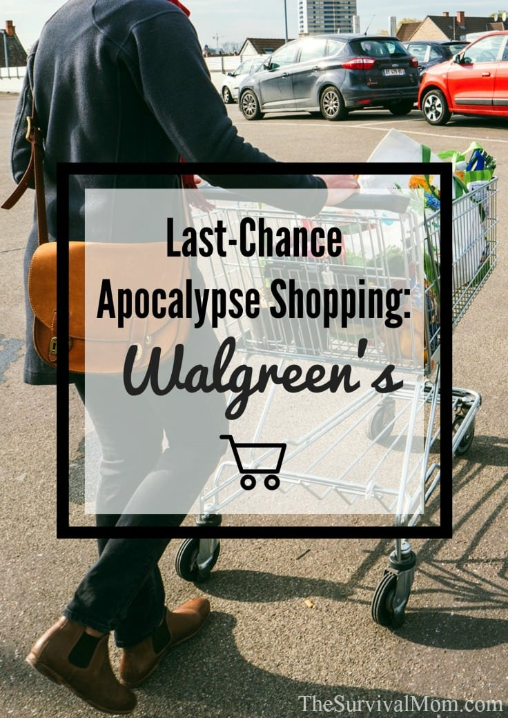 apocalypse shopping