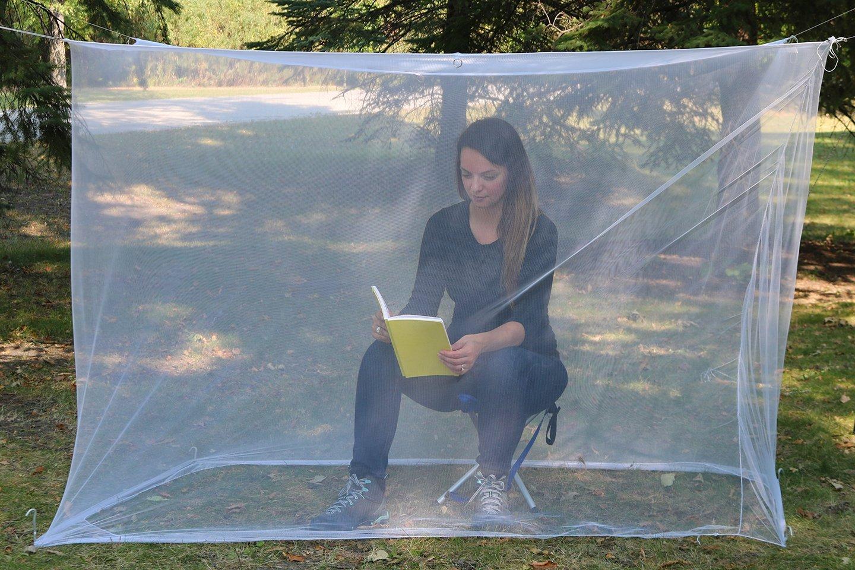 mosquito net, unusual survival preps