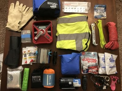 The Ultimate College Student's Emergency Kit