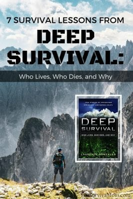 lessons from deep survival