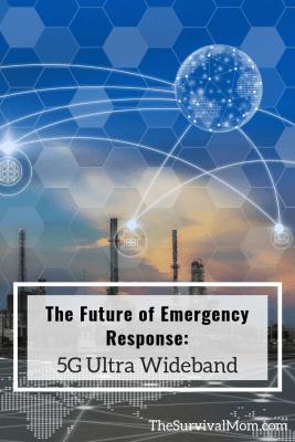 5g ultra wideband, verizon 5g, 5g emergency response, 5g emergency preparedness