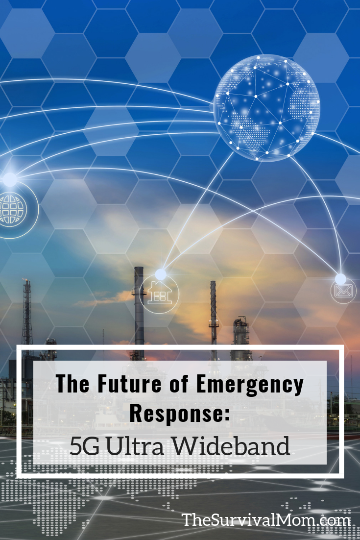 5g ultra wideband, verizon 5g, 5g emergency response, 5g emergency preparedness