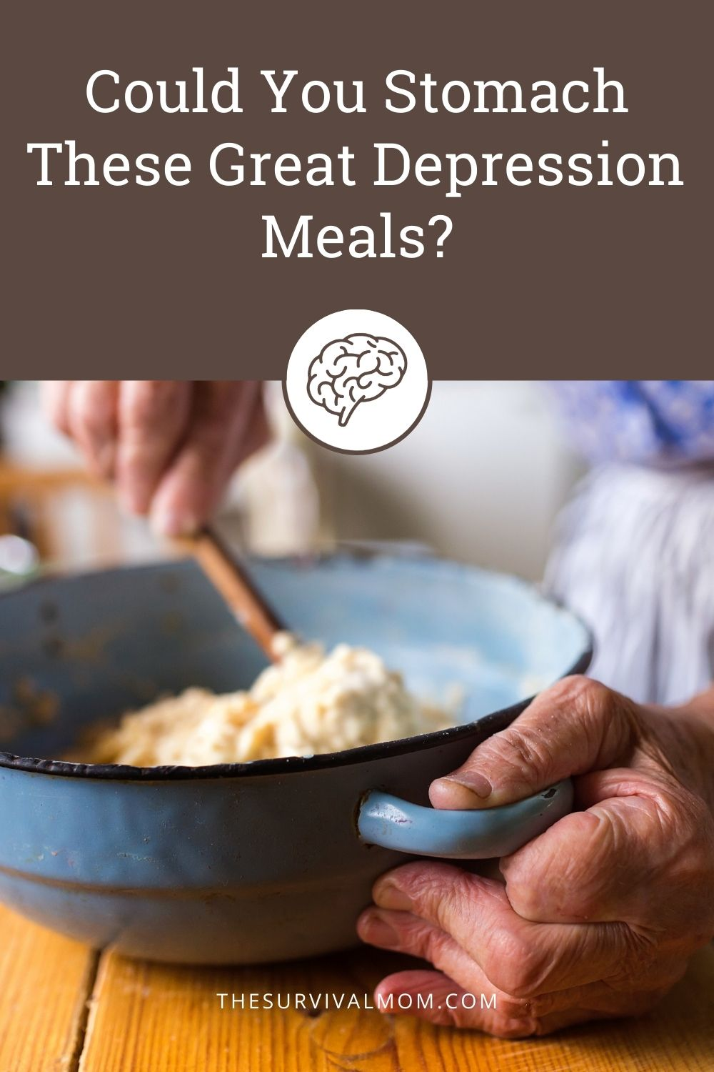 Could You Stomach These Great Depression Meals Survival Mom There are key dips seen during the great depression and the 1979 oil. stomach these great depression meals