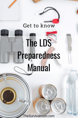 lds preparedness manual, mormon survival manual