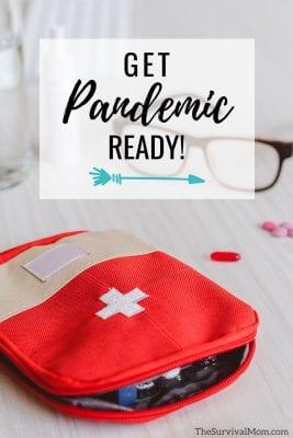 pandemic, coronavirus, covid-19, prepare for a pandemic, pandemic prepping