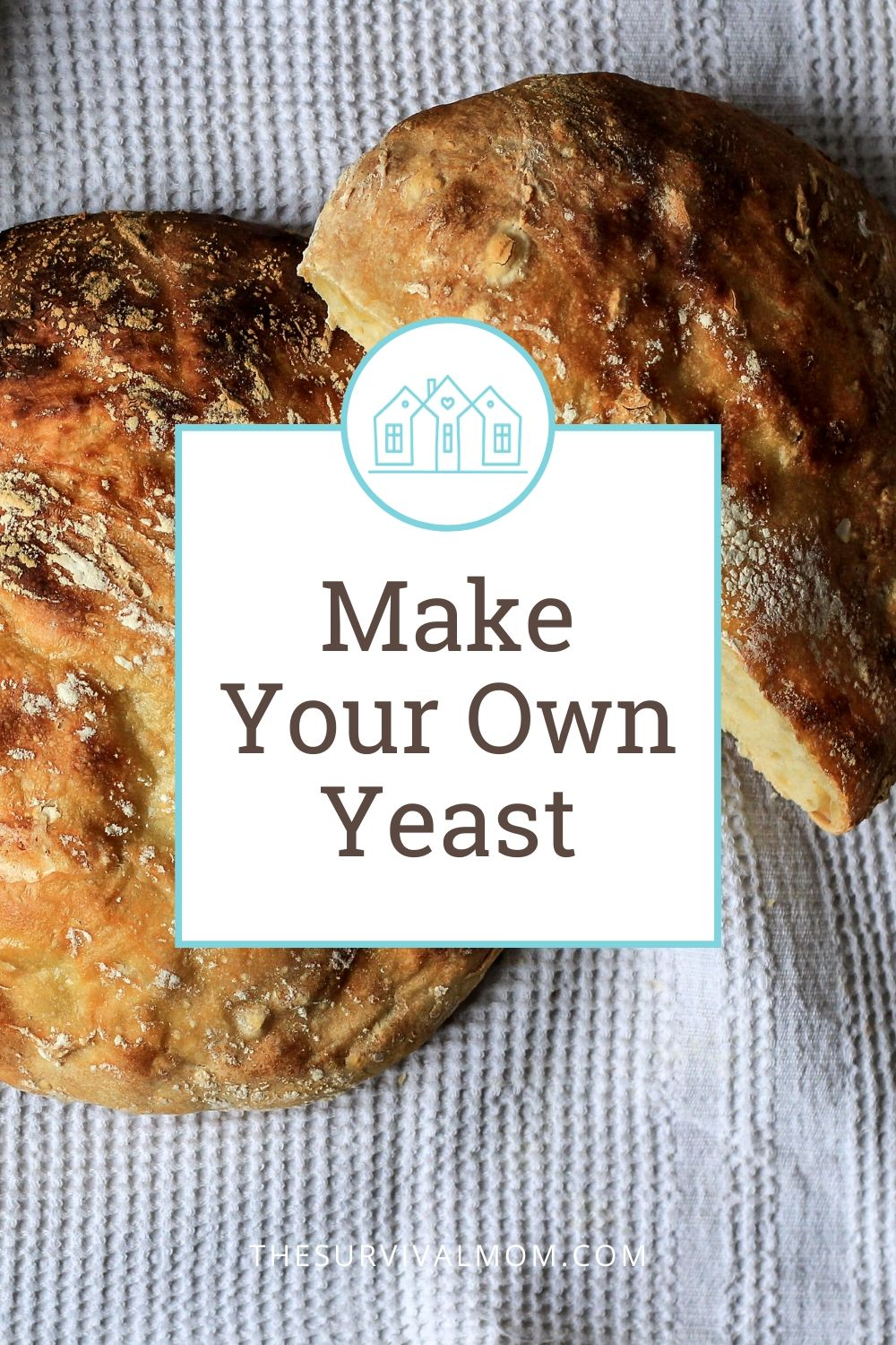 Make Your Own Yeats via The Survival Mom
