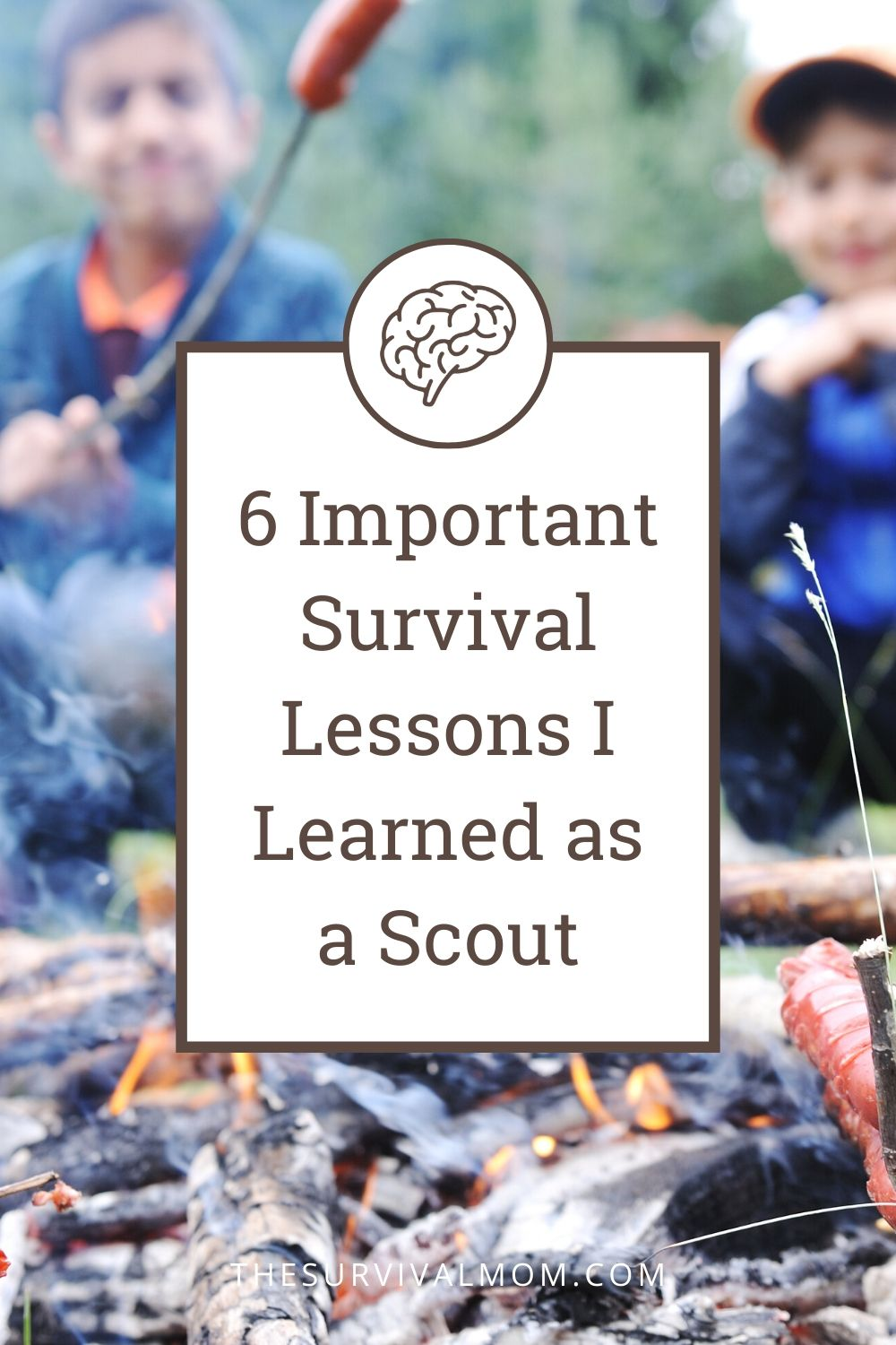 6 Important Survival Lessons I Learned as a Scout via The Survival Mom